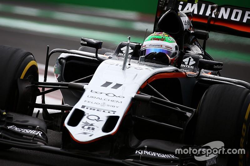 Force India no piensa aún en el sustituto de Hulkenberg