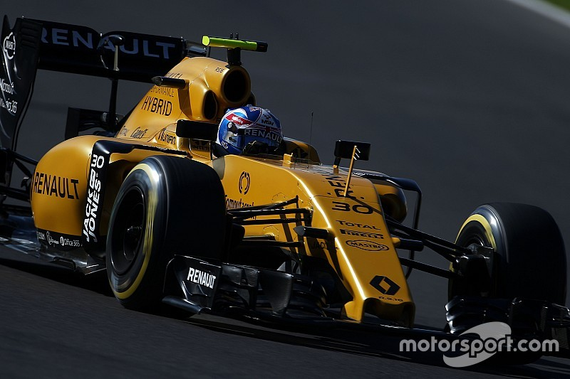 Palmer mist kwalificatie door beschadigd chassis