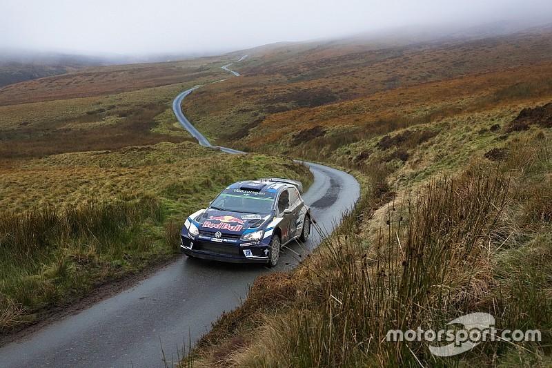WRC Wales: Ogier sleept overwinning weg voor de neus van Tanak