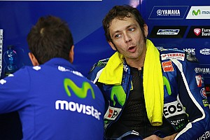 "MotoGP 突发新闻  罗西承认在雪邦胜利之争中""过于冒险"""
