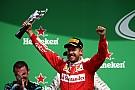 Vettel krijgt tien seconden straf, Ricciardo erft derde plaats in Mexico