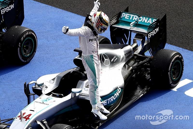 Wichtiger Mexiko-Sieg für Hamilton mit Kopfschmerzen für Mercedes