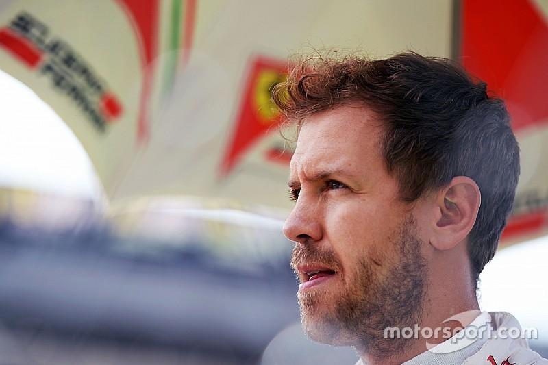La FIA investigará a Vettel