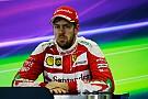 FIA изучает ситуацию с бранью Феттеля