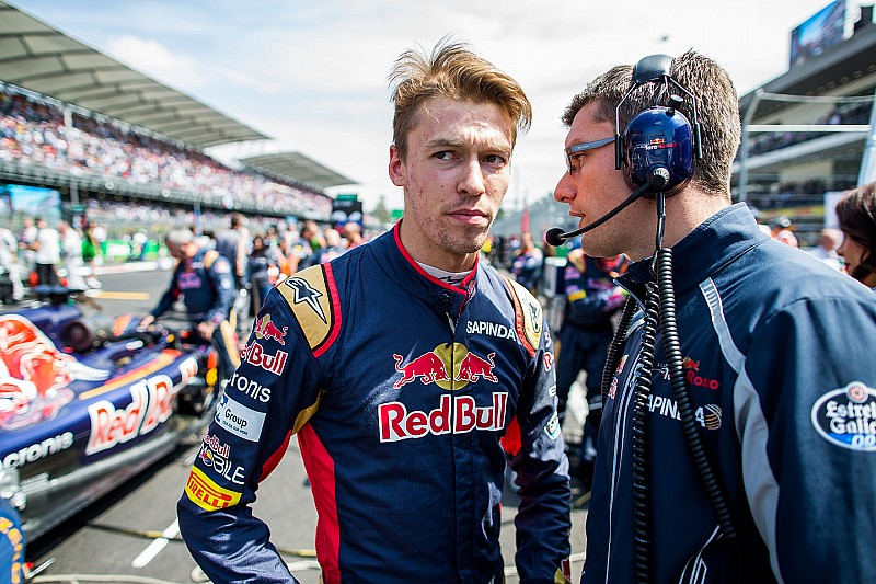 """Kvyat over moeizaam 2016: """"Je hebt geen vrienden in Formule 1"""""""