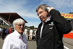 Fórmula 1 Últimas notícias Ross Brawn pode retornar à Fórmula 1 como diretor esportivo