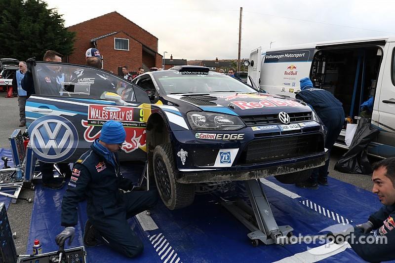 Volkswagen confirme son départ du WRC