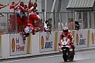 Ducati fête ses succès malgré le