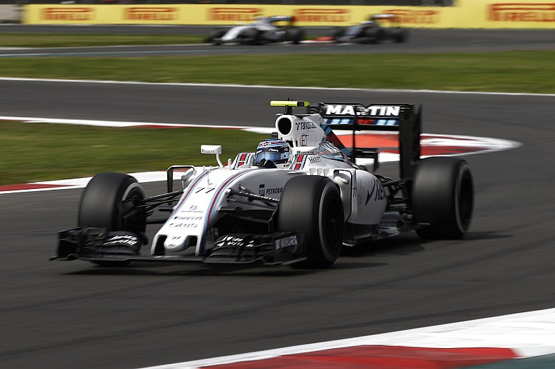 Valtteri Bottas will 2017 mit Williams endlich siegen
