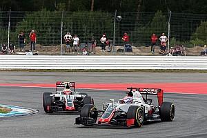 F1 Entrevista Haas,