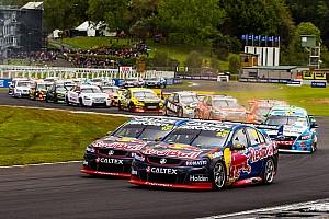 Supercars Rennbericht Supercars in Auckland: Crash der Spitzenreiter, Titelkampf spitzt sich zu