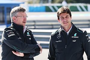 Formel 1 News Ross Brawn im Formel-1-Management? Toto Wolff würde zustimmen