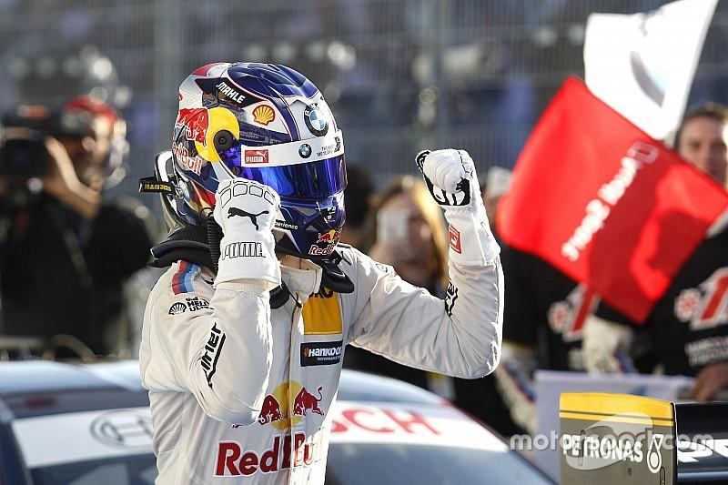 DTM-Champion Marco Wittmann im Stress: Ruhe erst ab Weihnachten