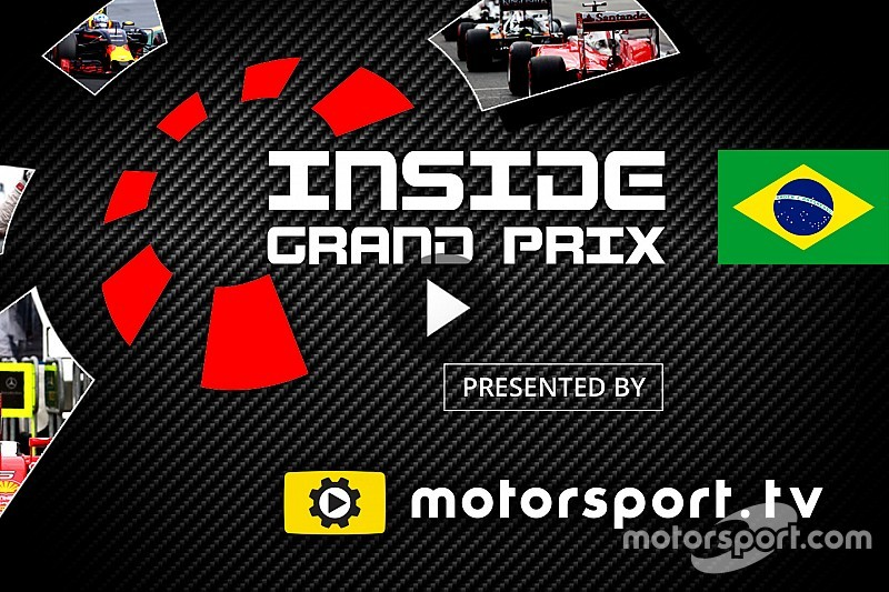Журнал Inside Grand Prix: Интерлагос