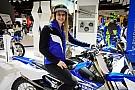 Kiara Fontanesi, la novia de Viñales, ficha por Yamaha