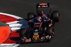 Formule 1 Actualités Toro Rosso impatient que 2016 se termine pour passer à 2017