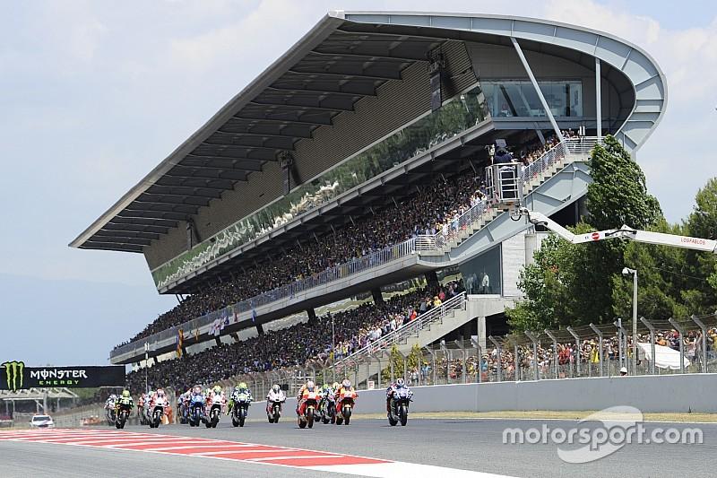 Barcelone reste au calendrier du MotoGP jusqu'en 2021