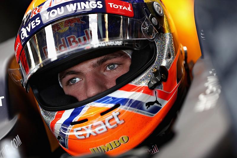 【F1】フェルスタッペン、来季へ向け準備万端。「あとは経験と勝てるマシンだけ」