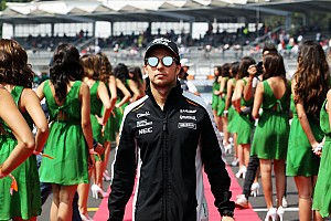 F1 Noticias de última hora Pérez sobre Hawkers: