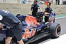Technique - Nouvel essai de l'aileron arrière revu chez Toro Rosso
