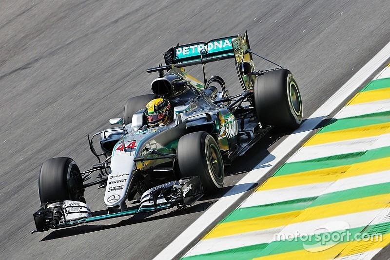 EL1 - Mercedes et Red Bull créent un gouffre devant
