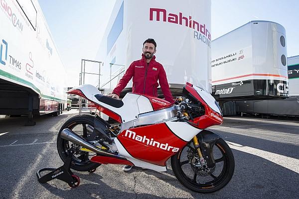 Ex-Champion Max Biaggi wird Motorrad-Teamchef