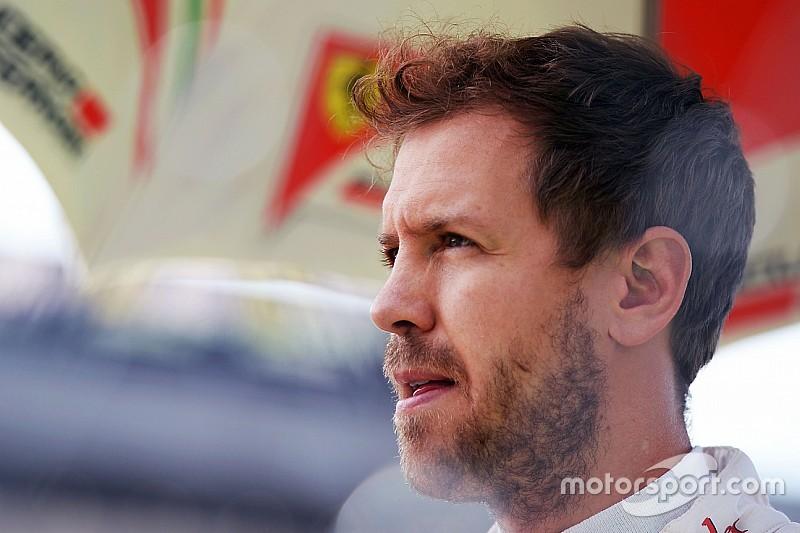 FIA wijst verzoek van Ferrari af, tijdstraf Vettel wordt niet opnieuw bekeken