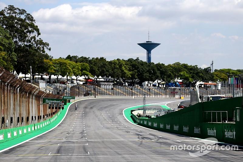 Bernie Ecclestone: Formel-1-Grands-Prix von Brasilien und Deutschland 2017 nicht sicher