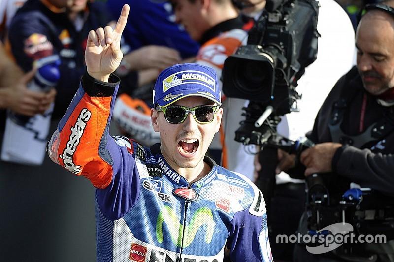 Lorenzo: Besok, kami akan coba raih kemenangan