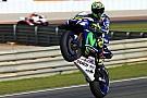 Rossi blij met 'extra belangrijke plek' op eerste startrij in Valencia