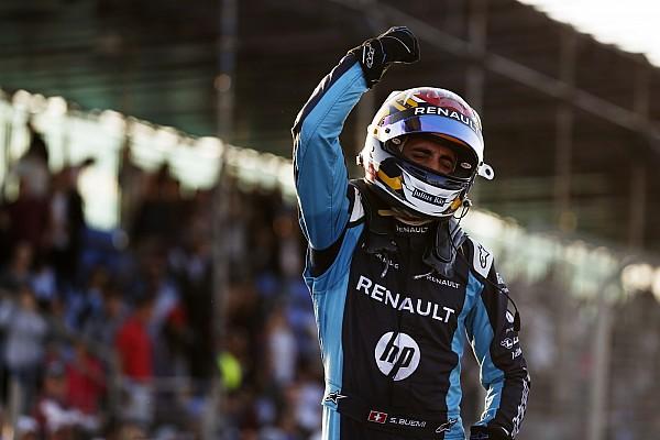 Formula E Boldog arcok Marrakeshben: Buemi, Bird és Rosenqvist a futamról