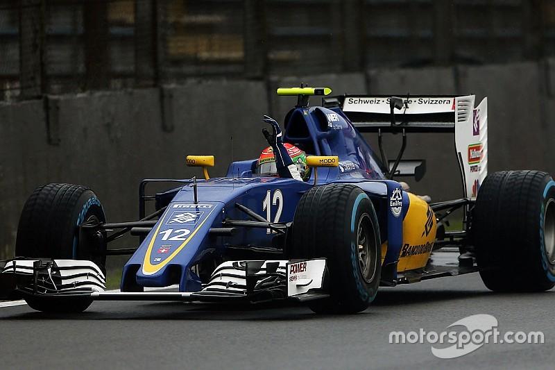 """""""Wirklich verdient"""": Sauber bejubelt 1. Formel-1-Punkte 2016"""