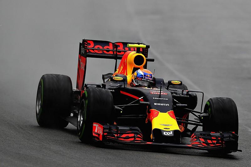 Red Bull assume son pari osé avec les pneus