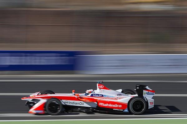فورمولا إي روزينكفيست: لا نزال نفتقد لبعض الأداء خلال السباق