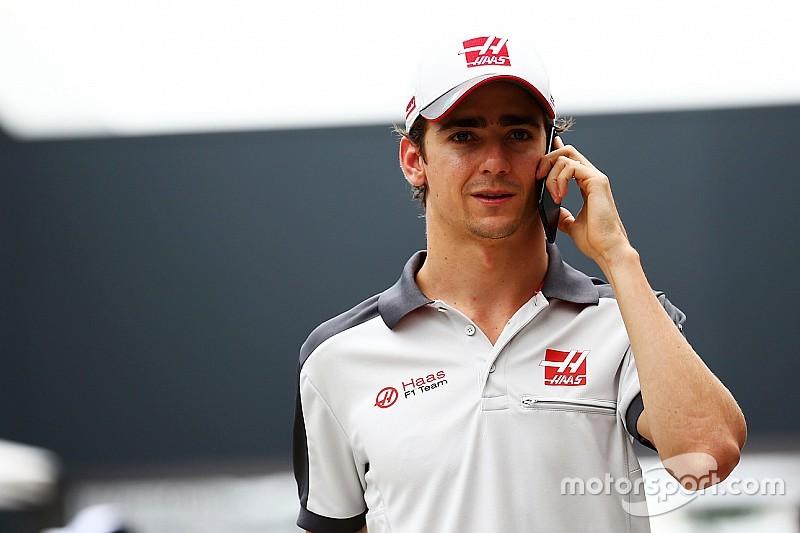 """【F1】チーム代表との衝突を弁解するグティエレス。「タイミングが悪くて""""情熱""""が溢れてしまった」"""