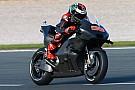 Ducati a conservé les ailerons pour les essais de Valence
