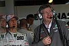 【F1】ロス・ブラウン「以前シューマッハーが回復していると話したが……」