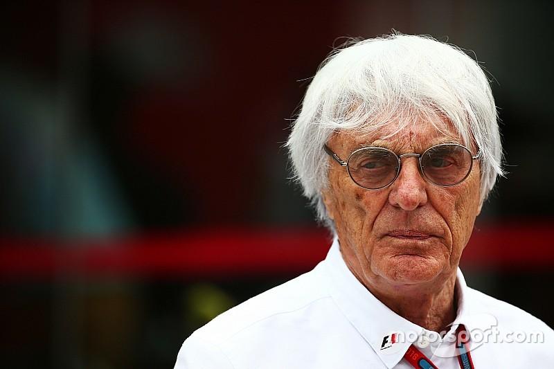 Ecclestone quer que regras da F1 sejam jogadas fora