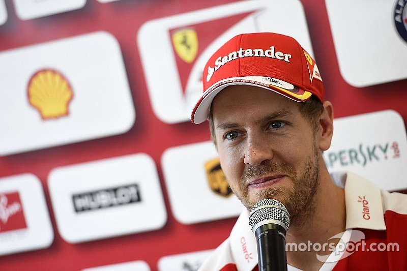 Ferrari abandona la apelación por el podio de Vettel en México