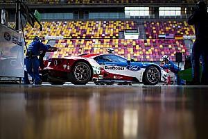 WEC Preview Les Ford GT plombées pour la dernière course de la saison