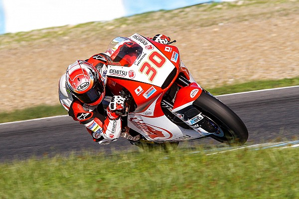Nakagami si conferma al top nei test di Jerez, bene Baldassarri