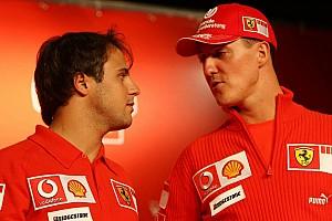 Формула 1 Коментар Масса про Шумахера: Міхаель був моїм наставником