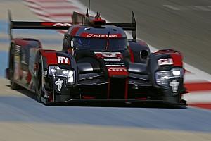 WEC Jelentés az időmérőről WEC: Utolsó versenyén az Audi indul az élről
