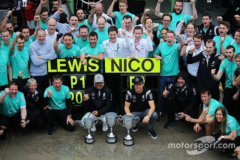 Mercedes: Командний дух — найкраще, що ми маємо попри боротьбу за чемпіонство