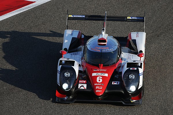 Toyota mikt op spannende LMP1-strijd met Porsche in 2017