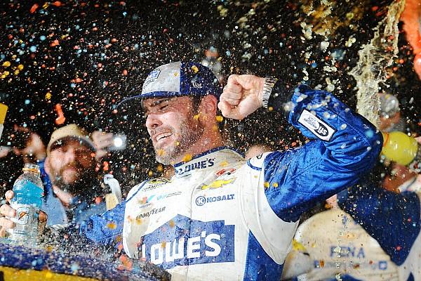NASCAR Cup Jimmie Johnson gana séptima corona de NASCAR