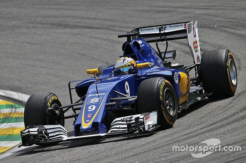 Ericsson continuará en la F1 con Sauber en 2017