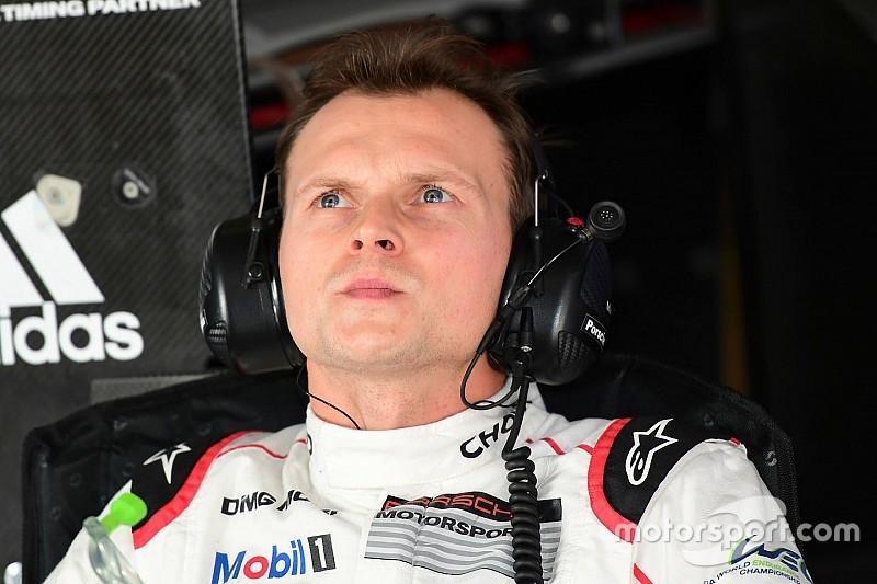 Lieb pierde su asiento en Porsche para 2017