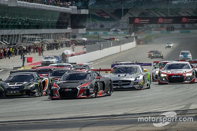 Audi versus Porsche in 12 uur van Sepang