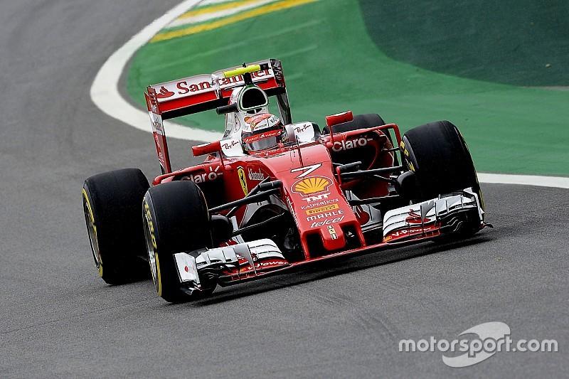 """Raikkonen: """"No es fácil rebasar en Abu Dhabi, pero el desafío es intentar"""""""
